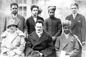 Bild vom Tag der Gründung der Deutsch-Moslemischen Gesellschaft e.V.